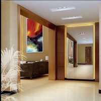 现代别墅客厅沙发装修效果图