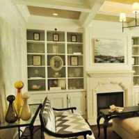 窄型客厅装修效果图