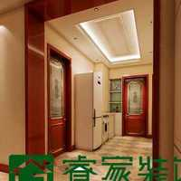 请教108平米三室两厅怎样装修设计一梯两户的东边的一户进