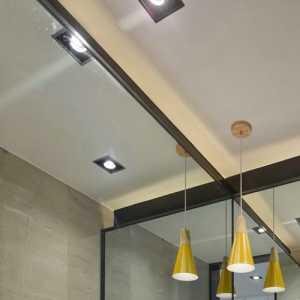 家庭装修吊顶,天花灯带高度多少最为美观