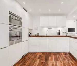 丹麦白色LOFT阁楼公寓 北欧极简纯净气质