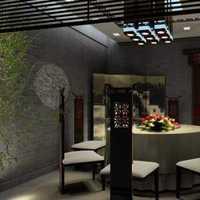四居室新古典餐厅隔断装修效果图