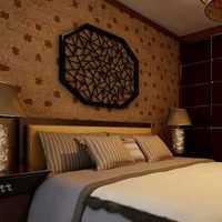 白条卧室装修效果图