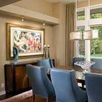 中式木质舒适别墅家装效果图
