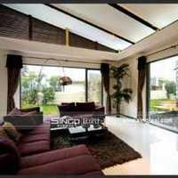 小户型创意家居客厅二居装修效果图