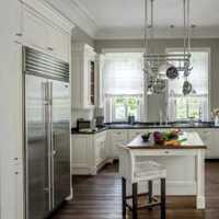 厨房简约欧式柜子门柜子装修效果图