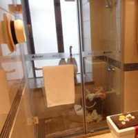 洗手间卫生间隔断装修效果图