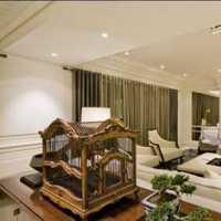 三居新中式客厅吊顶装修效果图