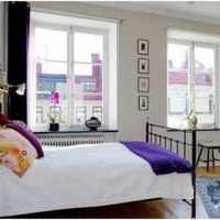 现代简约卧室休闲吧客厅装修效果图