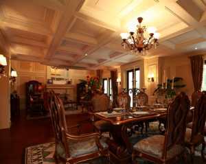 吊灯宜家风格客厅奢华富裕型效果图