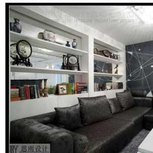 龍湖錦藝城三室兩廳效果圖_136平方樣板間裝修案例_鄭州藝尚裝飾