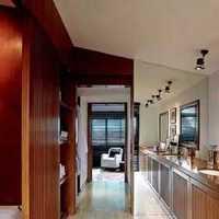 三室二厅二卫110个平方的房子简单装修只打橱柜