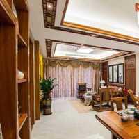 上海实木家居装修效果图