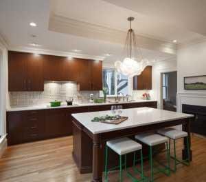 厨房装修知识:小厨房大有作为怎样才能使小户型的厨房更实用一些
