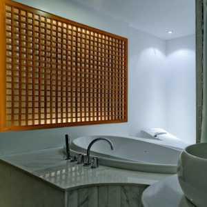 富力津门湖3室2厅120平米中式风格