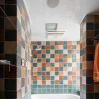 现代别墅光线昏暗型起居室装修效果图