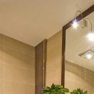 100平方客厅极简装修效果图
