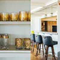 二居橱柜厨房现代简约装修效果图