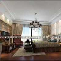 室内装饰顶面布置黑色玻璃镜面起什么作用