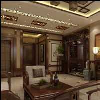 摆放中堂中式客厅装修效果图