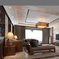 100平两居室装修