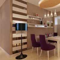 餐厅餐桌简洁别墅装修效果图