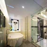 面盆卫生间壁灯简约欧式装修效果图