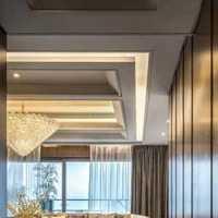 复式灯具新古典60平米装修效果图