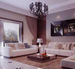 让家变得自然柔美 102平米三居室田园风格装修效果图-本地...