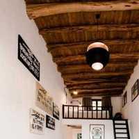 125平米两室两厅户型图