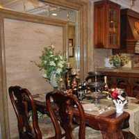 整体橱柜厨房橱柜四居装修效果图