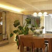 经济型灯具白色餐厅装修效果图