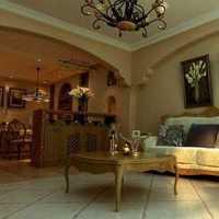 现代别墅舒心起居室装修效果图