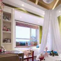 暖色调美式别墅灯具装修效果图