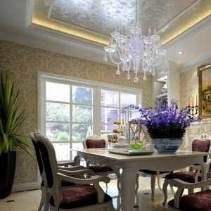美式奢華別墅客廳效果圖