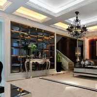 上海豪华别墅精装修多少一平米