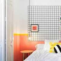 卧室简约头柜双人装修效果图