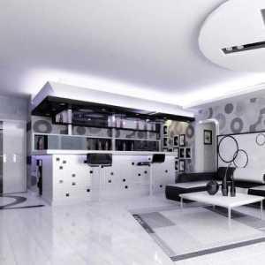 92平米三室一厅一卫一厨全包多少钱
