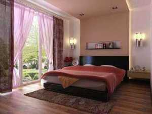 中式卧室特点