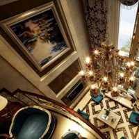 简约欧式家饰客厅背景墙装修效果图