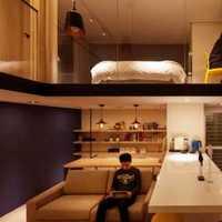76平米两室一厅简装图