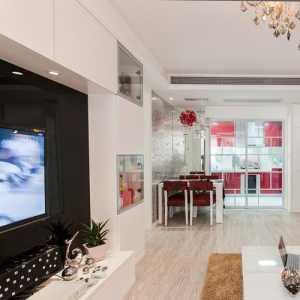 客厅壁纸中式装修效果图大全2021图片