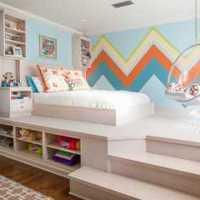 两居室的卧室怎么装成三居室的效果图