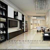 现代鲜亮居家式别墅起居室装修效果图