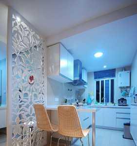 平米兩居裝飾