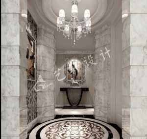新古典白色精装房