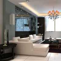 紫色120㎡三居客厅现代风格转角沙发效果图