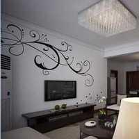 欧式别墅起居室圆拱型门框装修效果图