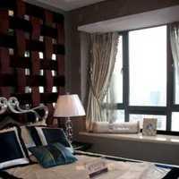 卧室简欧复式楼装修效果图