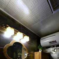 单身公寓现代风格公寓餐厅吊顶效果图